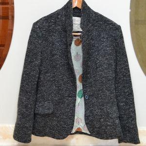 Anthropologie Cartonnier blazer